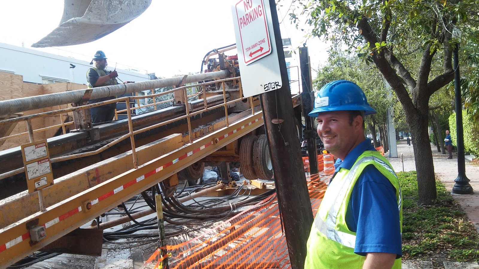 The Phenomenal South Beach Sewer Pipe Pullback | The Miami Mirror