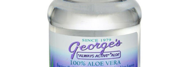 What are some of the reasons George's Aloe Vera Juice?