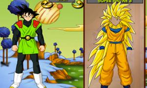 Juegos De Pintar A Goku