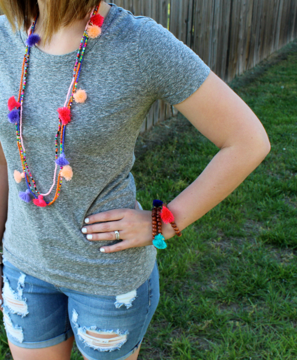 Accessory Concierge, boho chic, tassel jewelry