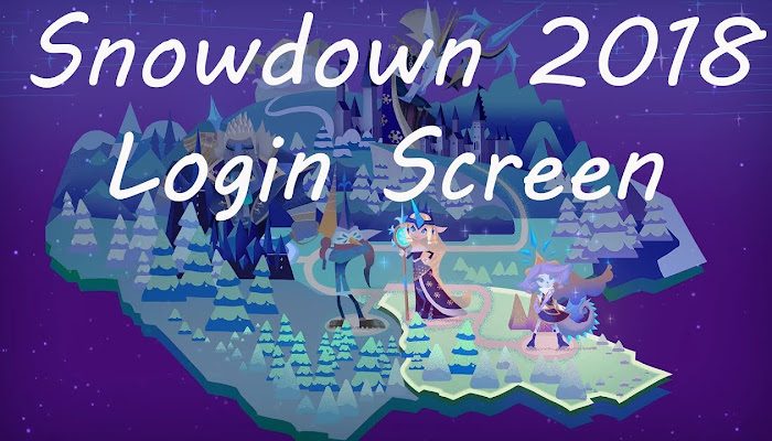 Login Screen: Snowdown 2018 - League of Legends | LoL