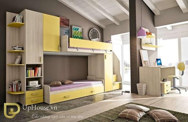 Mẫu giường tầng đẹp 04
