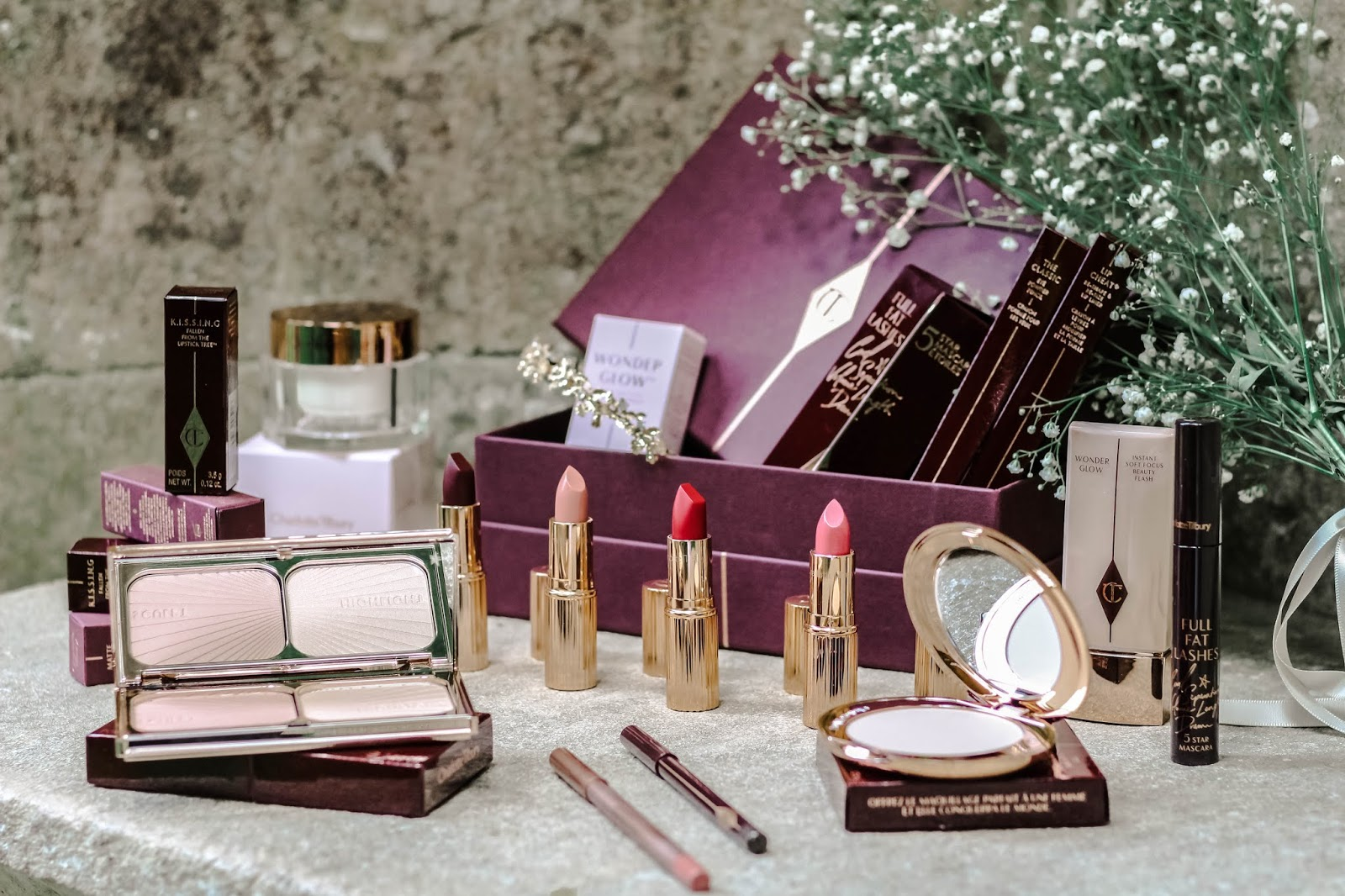 Charlotte Tilbury Haul Collection Blog Review