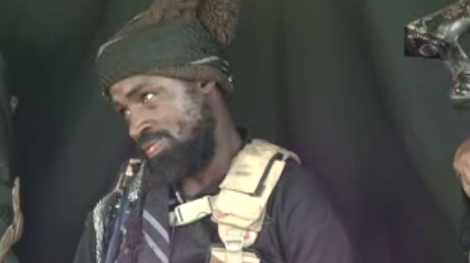 """Boko Haram leader, Shekau releases new video, claims he's """"in a happy state, good health, and in safety"""""""