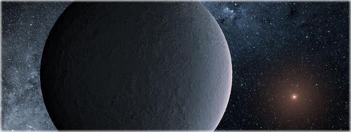Microlente Gravitacional - Terra de Gelo
