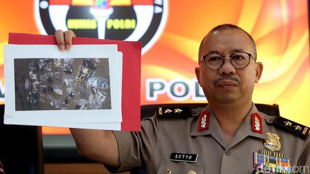 Sebar Chat Palsu Kapolri dan Kabid Humas Polda Metro, Admin muslim_cyber1 Diciduk Polisi