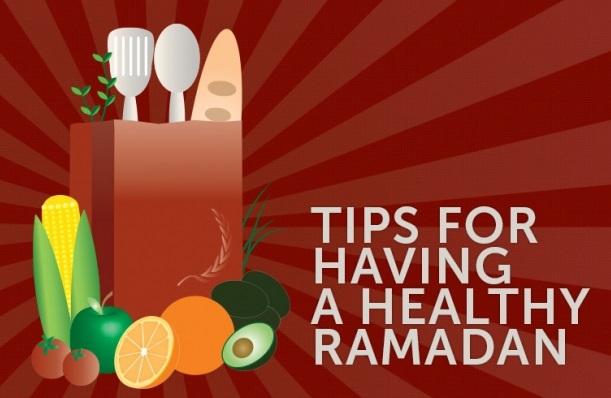 tips sehat menjalankan puasa