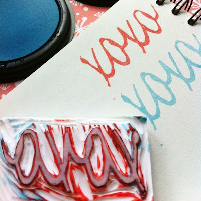 DIY Craft Kit: Hand Make Your Own Rubber Stamps