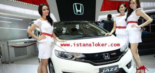 Rekrutmen Terbaru PT Honda Prospect Motor