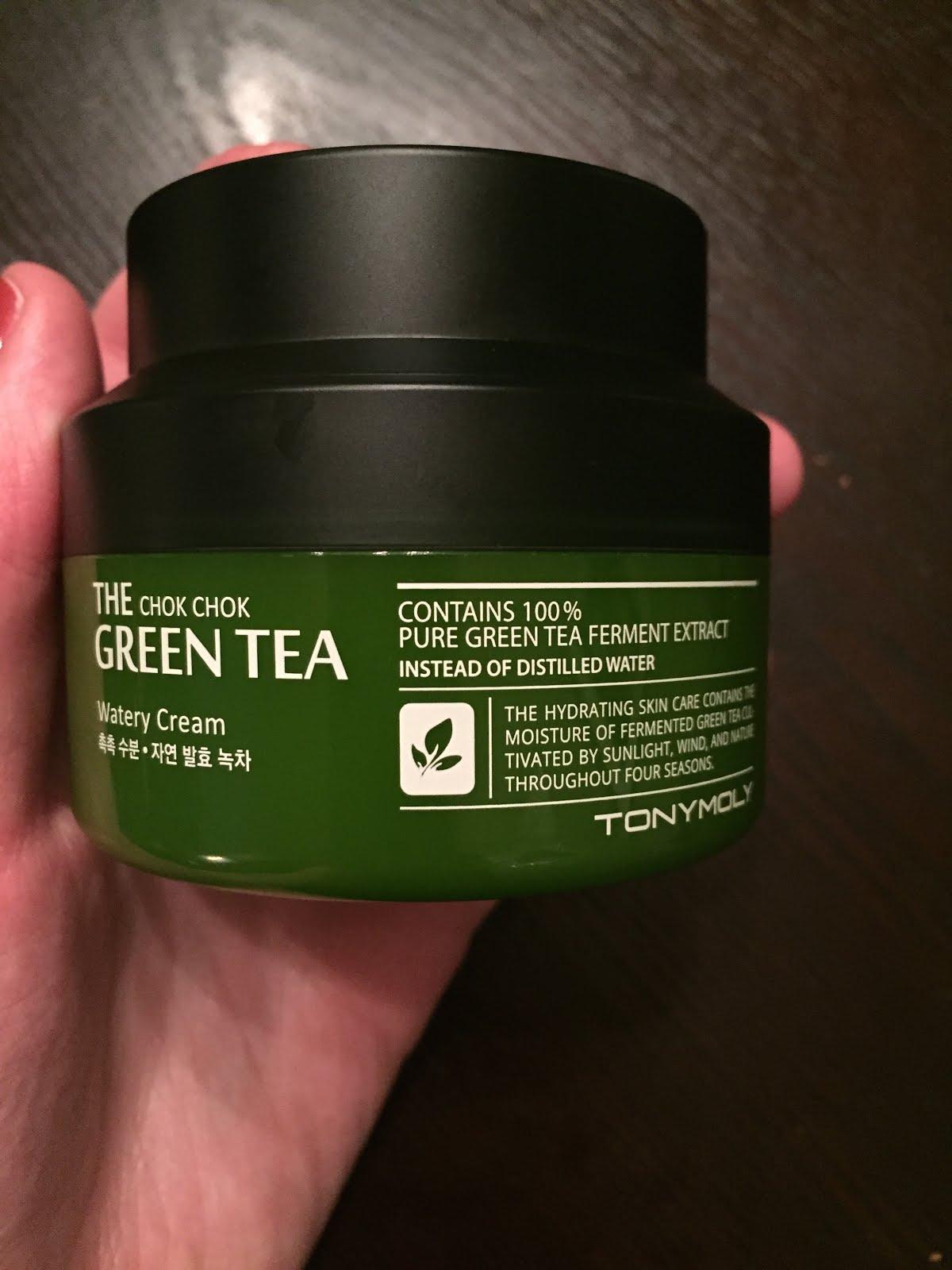 The Chok Chok Green Tea Watery Essence by TONYMOLY #7
