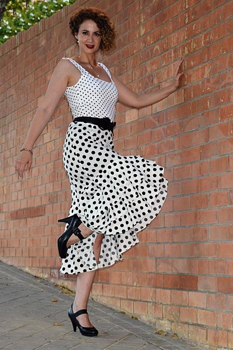 Outfit-Falda-Lunares-blanca-4