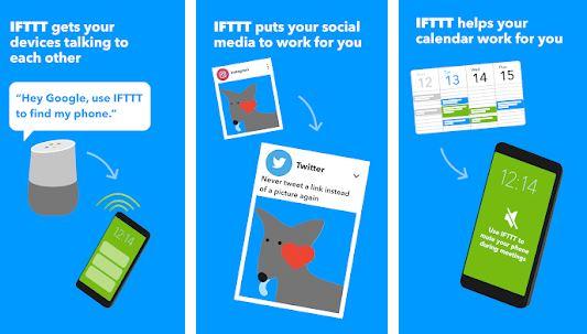 تطبيق-IFTTT
