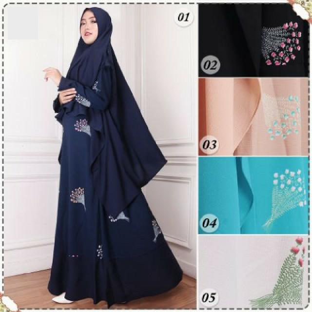 Grosir Baju gamis dan busana muslim Tangerang  eae33a7bcb