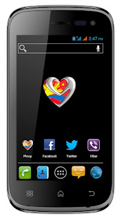 MyPhone A848 Duo Firmware