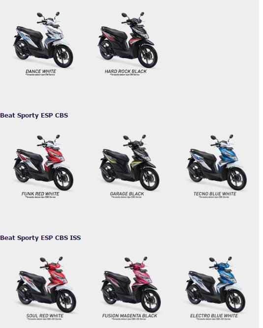 Brosur Kredit Motor Honda Cilacap Jual Cash Dan Kredit Motor Honda