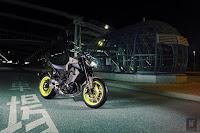2017 Yamaha FZ 09