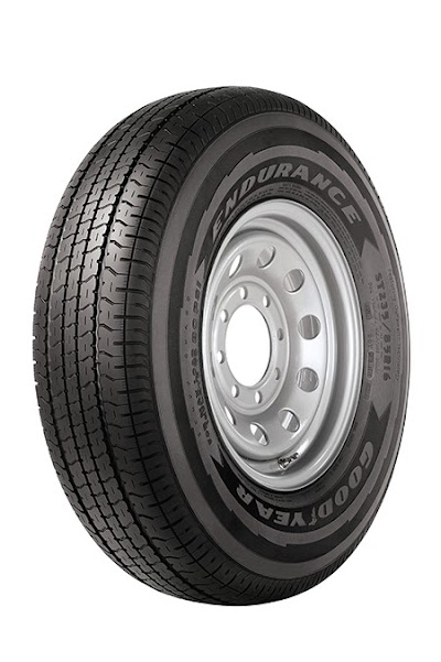 Goodyear launches American-made 'Endurance' trailer tire
