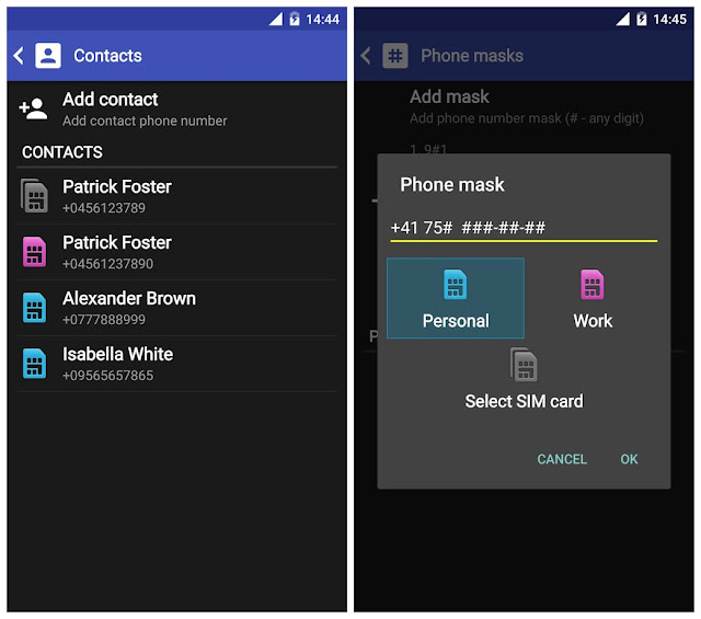 Dual SIM Selector Pro Apk