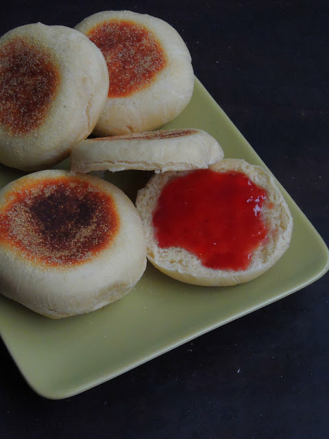 English Muffins, English Breakfast Muffins