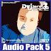 Dvj Jarol Audio Pack 5 - 2017