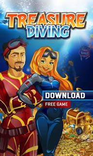 Treasure Diving Mod Apk