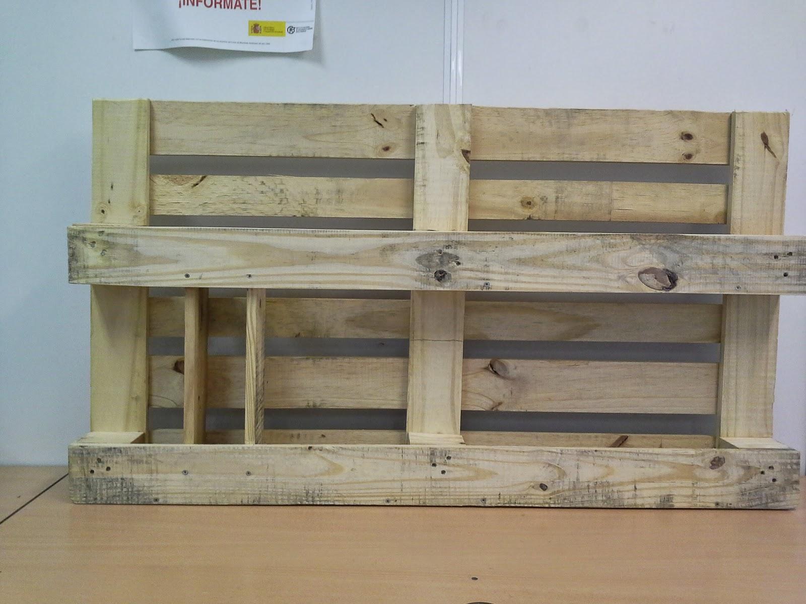 PROYECTOS DE TECNOLOGA Mueble para organizar maderas en