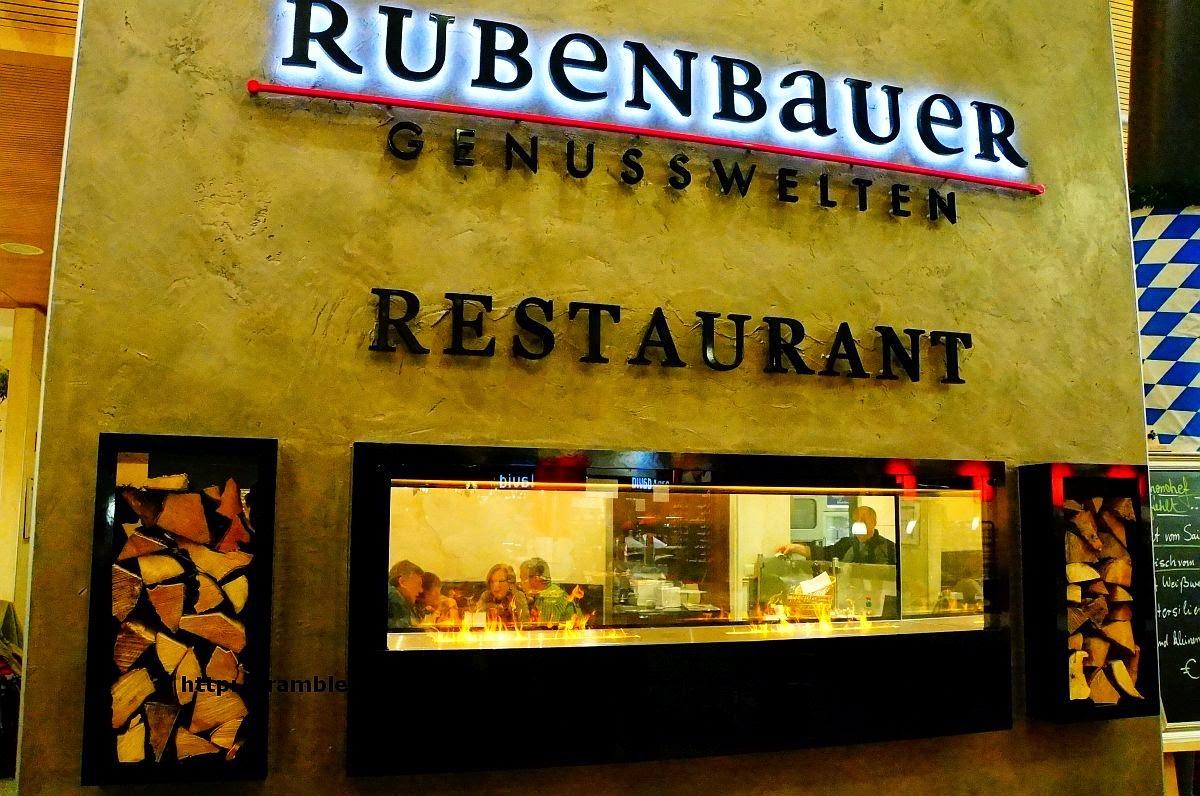 Rubenbauer restaurant, Munich, Germany