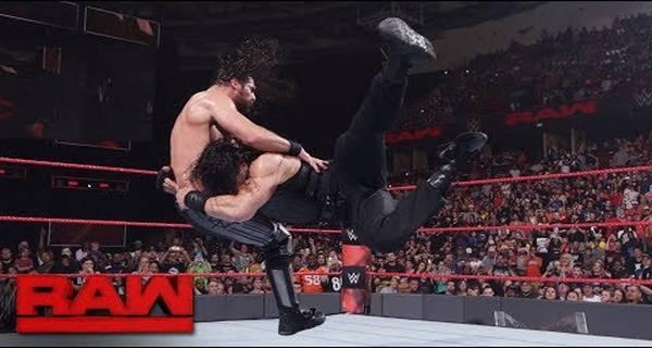 Roman Reigns vs Seth Rollins