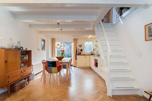 Ida interior lifestyle 5 amsterdam airbnb for Soggiornare ad amsterdam