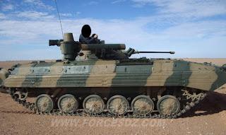 BMP-2/1M Berezhok الجزائرية  Berezok