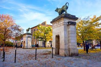 Paris : Parc Georges Brassens, bucolisme urbain et histoire carnassière - XVème