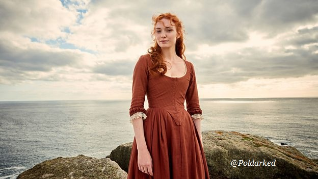 Poldark Series Three, Eleanor Tomlinson, Demelza