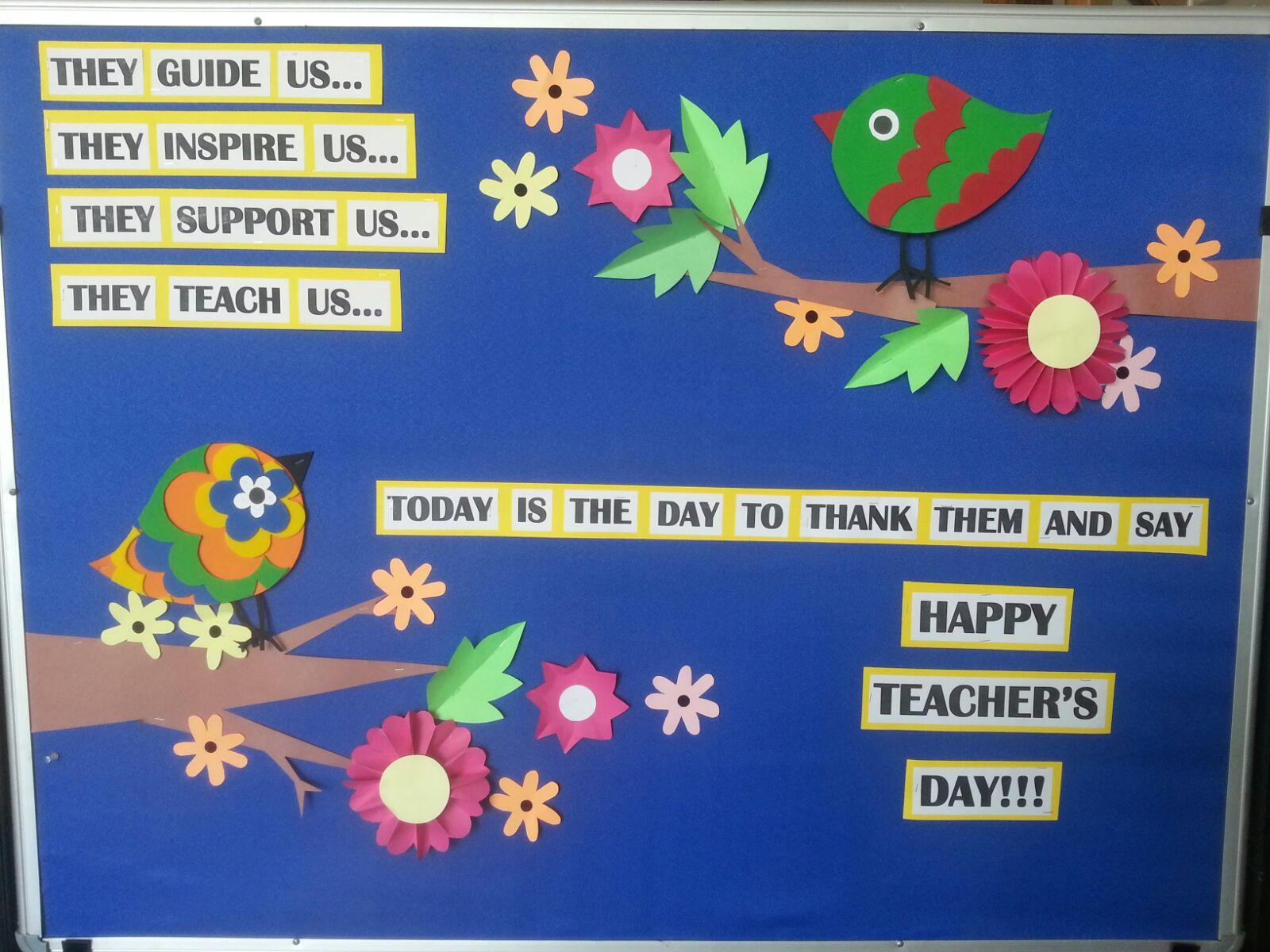 Classroom Decoration Ideas For Primary School & Classroom ...