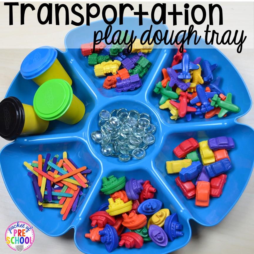 transportation themed activities for preschoolers transportation centers and activities road number mat 210