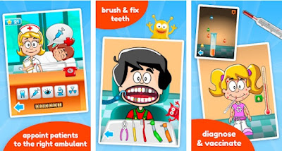 Download Aplikasi Game Dokter-dokteran untuk Anak Kecil di Android