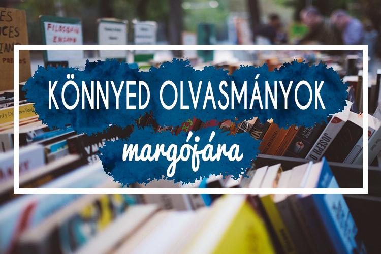 KoNNYED OLVASMaNYOK MARGoJaRA || KoNYVES