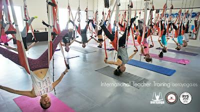 formacao yoga aereo