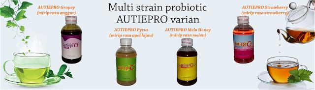 Probiotik untuk Anak Autis Autiepro