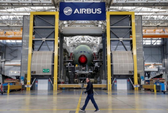 Airbus cuts A330 yield, benefit topped by engine delays