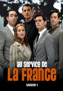 A Very Secret Service France Poster