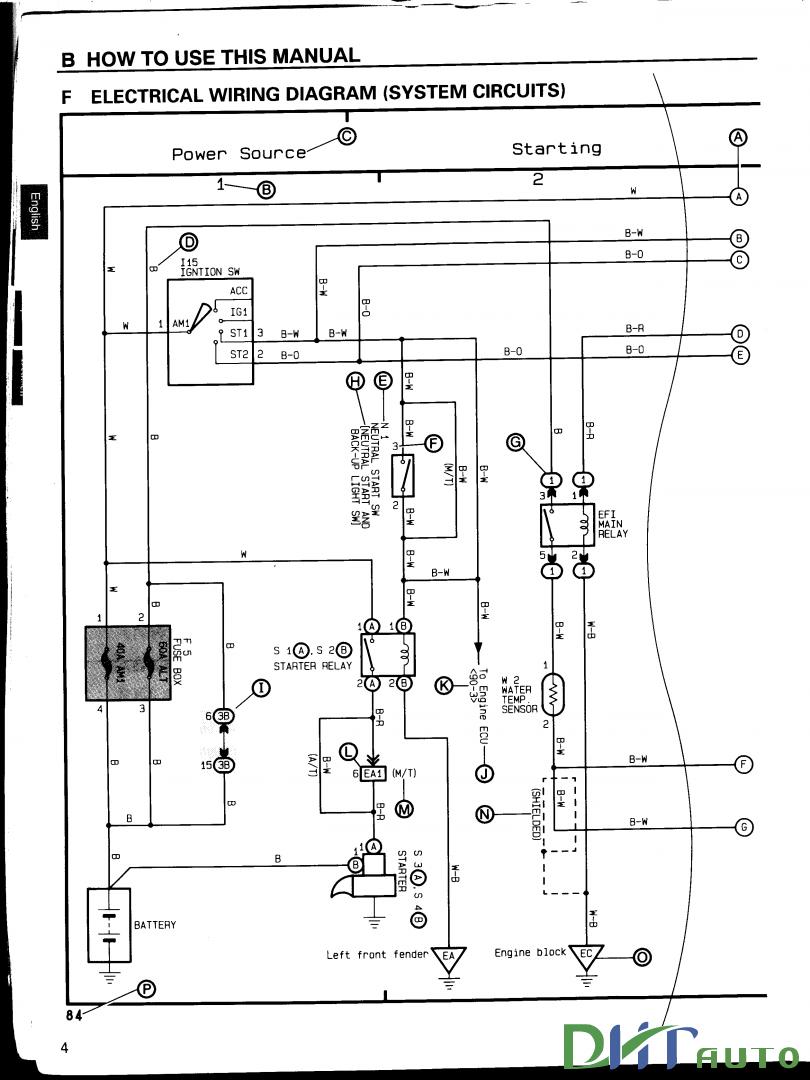 Toyota Lc Repair Manuals