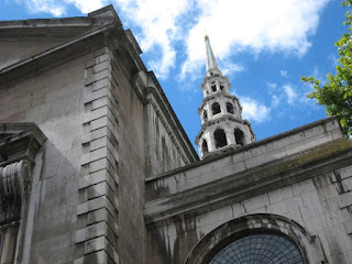 St Bride's Church, Fleet Street