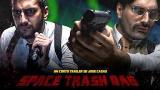 Foto promocional del cortometraje Space Trash Bag