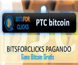 Gana Bitcoin Gratis Con Bits For Clicks