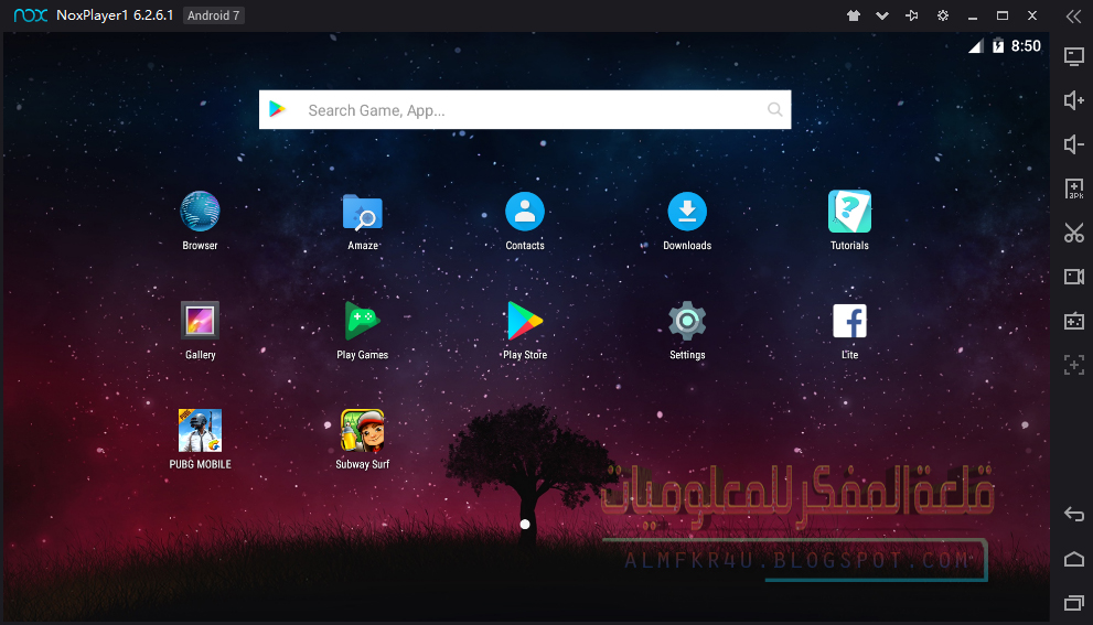 Free Android Emulator on PC and Mac - Download Nox