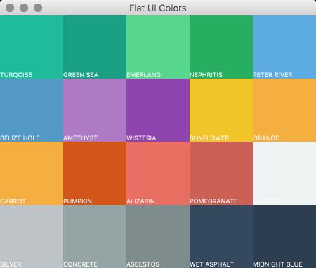 Harmonic Code: Colors...
