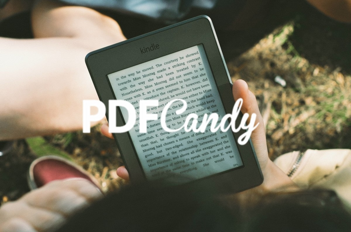 PDF Candy: Como editar archivos PDF gratis