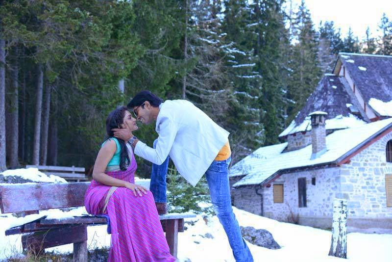 Allari Naresh-Bandipotu Movie Stills, Eesha & Allari Naresh Hot HD Wallpapers from Bandipotu Movie