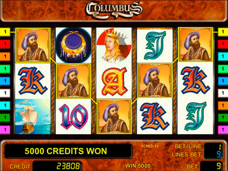 UK Slot Games Blog: Columbus Slot