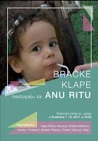 Humanitarni koncert za Anu Ritu Puljić Postira slike otok Brač Online